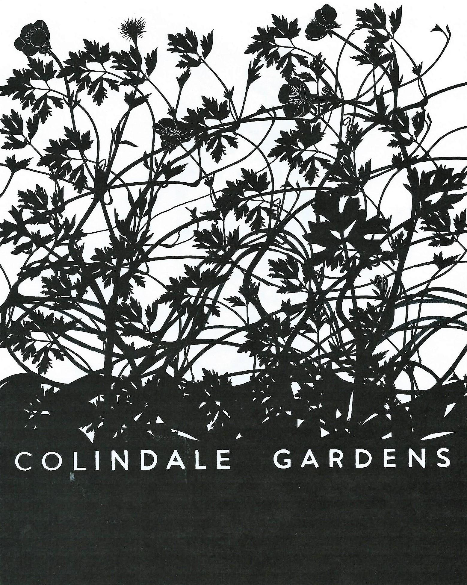 Colindale Gardens Vector